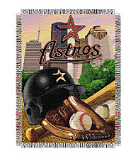 Houston Astros® Home Field Advantage Throw