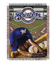 Milwaukee Brewers® Home Field Advantage Throw