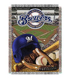 MLB® Milwaukee Brewers Home Field Advantage Throw