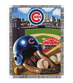 Chicago Cubs Home Field Advantage Throw