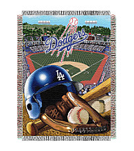 Los Angeles Dodgers™ Home Field Advantage Throw