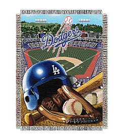 MLB® Los Angeles Dodgers Home Field Advantage Throw