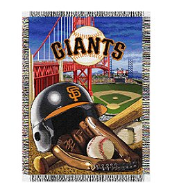 San Francisco Giants Home Field Advantage Throw