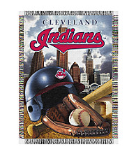 Cleveland Indians® Home Field Advantage Throw