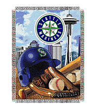 Seattle Mariners® Home Field Advantage Throw