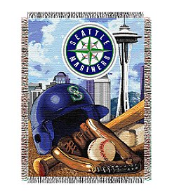 MLB® Seattle Mariners Home Field Advantage Throw