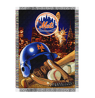 New York Mets Home Field Advantage Throw