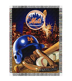 MLB® New York Mets Home Field Advantage Throw