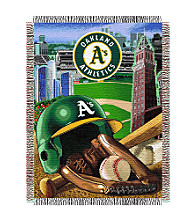 Oakland Athletics® Home Field Advantage Throw