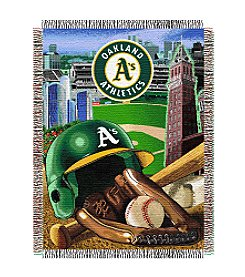 Oakland Athletics Home Field Advantage Throw