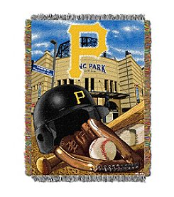 Pittsburgh Pirates Home Field Advantage Throw