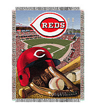 Cincinnati Reds® Home Field Advantage Throw