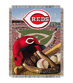 Cincinnati Reds Home Field Advantage Throw