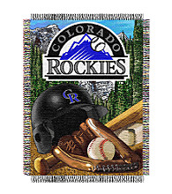 Colorado Rockies® Home Field Advantage Throw