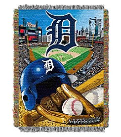 MLB® Detroit Tigers Home Field Advantage Throw