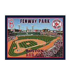 Boston Red Sox Fenway Park Throw