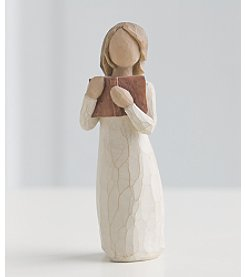DEMDACO® Willow Tree® Figurine - Love of Learning