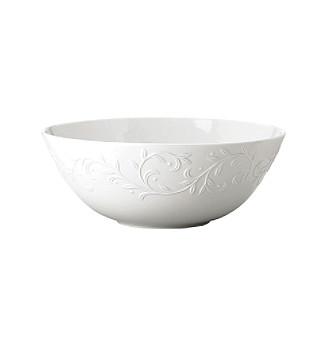 Lenox® Opal Innocence™ Carved 96-oz. Serving Bowl