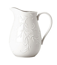 Lenox® Opal Innocence Carved Pitcher