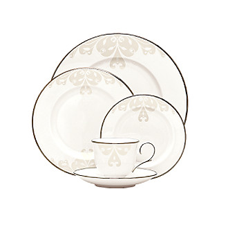 Lenox® Opal Innocence™ Scroll 5-Piece Place Setting