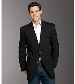 Calvin Klein Men's Black Blazer