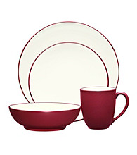 Noritake Colorwave Raspberry Dinnerware & Accessories