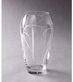 Mikasa® Love Story Crystal Vase