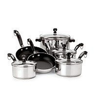 Farberware® Classic Series™ Stainless Steel 10-pc. Cookware Set