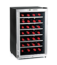 Wine Enthusiast 28-bottle Silent Cellar