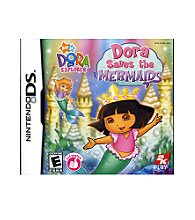 Nintendo DS® Dora the Explorer: Dora Saves the Mermaids