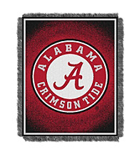 University of Alabama Logo Throw