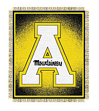 Appalachian State University Logo Throw