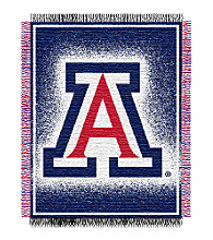 University of Arizona Logo Throw