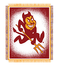 Arizona State University Logo Throw