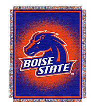 Boise State University Logo Throw