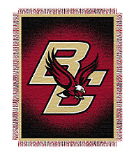 Boston College Logo Throw