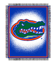University of Florida Logo Throw