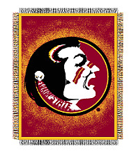 Florida State Logo Throw