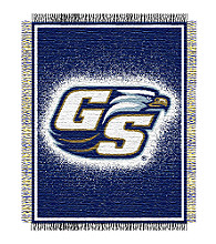 Georgia Southern University Logo Throw