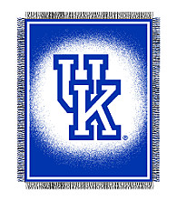 University of Kentucky Logo Throw