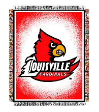 University of Louisville Logo Throw