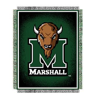 Marshall University Logo Throw