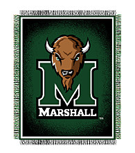 Marshall University Logo Throw