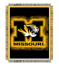 University of Missouri Logo Throw