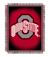 Ohio State Logo Throw