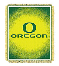 University of Oregon Logo Throw