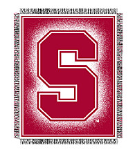 Stanford University Logo Throw