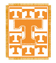 University of Tennessee Logo Throw
