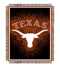 University of Texas Logo Throw