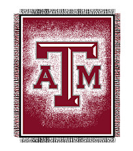 Texas A&M University Logo Throw